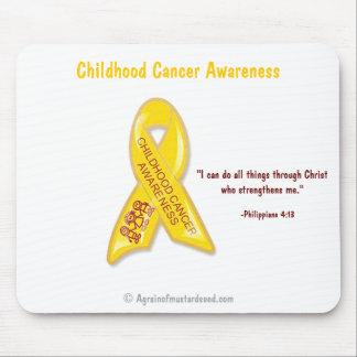 4:13 de Phil de la conciencia del cáncer de la Alfombrillas De Raton
