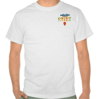 4/23rd Infantry VSR CIB Grunt Shirt