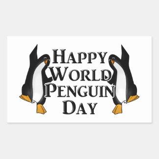 4-25 día del pingüino del mundo