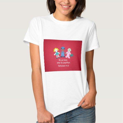 4:32 de Ephesians T-shirts