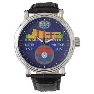 4/47th Inf. 9th Div. CMB ATC Watch