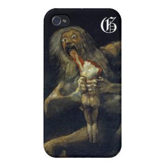 4/4S Francis de Goya Case For iPhone 4