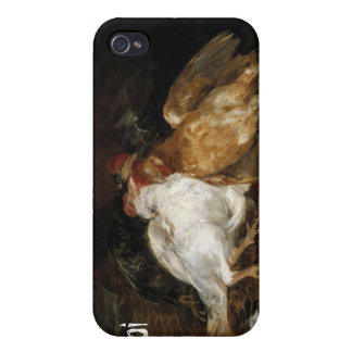 4/4S Francisco de Goya iPhone 4/4S Case