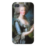 4/4S Marie Antoinette iPhone 4 Cases