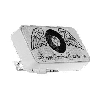 4 5 Portable Speaker HappyFuntimeRecords com