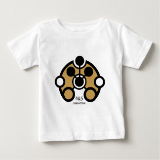 4&5 stamp copy.jpg baby T-Shirt