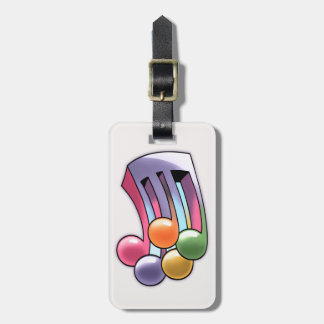 4/5 Time Luggage Tag