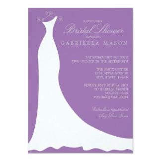 4.5 x 6.25 Bellflower | Bridal Shower Invite
