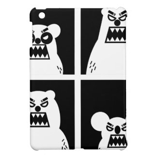 4 Angry Bears Cover For The iPad Mini