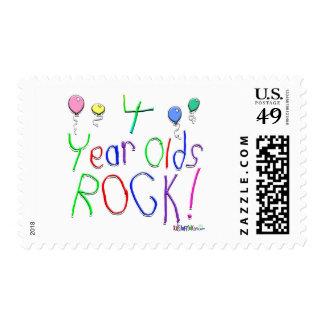 ¡4 años de la roca! envio