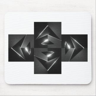 4 arrows mouse pad