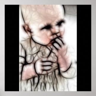 4 - Baby Dark Poster