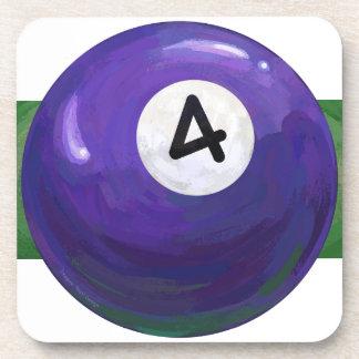 4 Ball Beverage Coaster