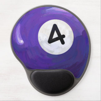 4 Ball Gel Mouse Pad