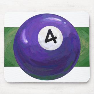4 Ball Mousepads