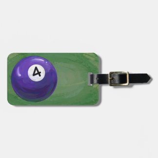 4 Ball Tag For Luggage