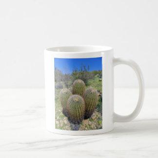 4 Barrel Cactus Mugs