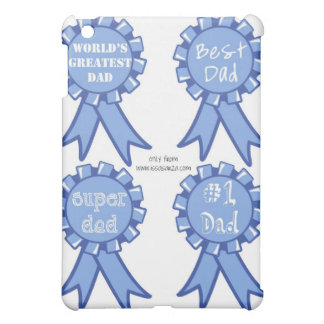 4 BLUE RIBBONS FOR DD CASE FOR THE iPad MINI