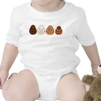 4 Bubs Trajes De Bebé