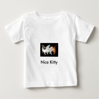 4 cats baby T-Shirt