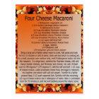 4 cheese mac postcard