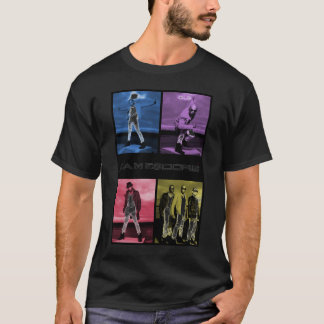 4 Color James Dore' with Dancers T-Shirt