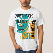 4-Crutchfield-Haynes- 2011 -Family Reunion T-Shirt