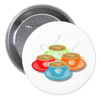 4 Cups of Coffee Button
