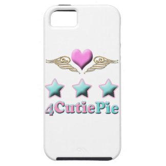 4 Cutie Pie iPhone 5/5S Case