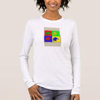 4 Dax Long Sleeve T-Shirt