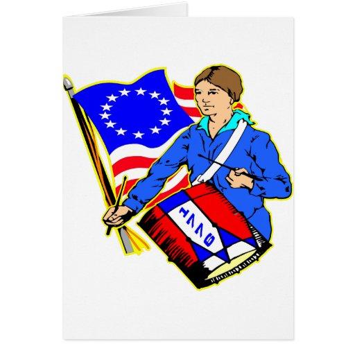 4 de julio de 1776 guerra revolucionaria para la i felicitaciones