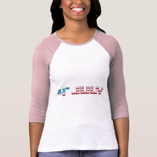 4 de julio - Día de la Independencia - 4 de julio Camisetas