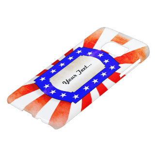 4 de julio Día de la Independencia Fundas Samsung Galaxy S7