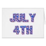 4 de julio felicitaciones