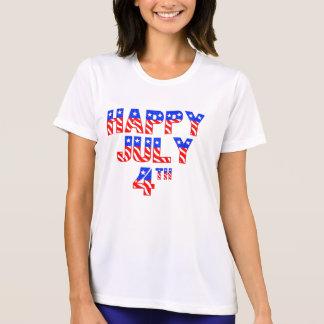 4 de julio feliz poleras