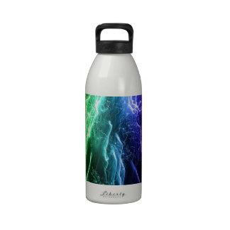 4 de julio, fuegos artificiales botellas de beber