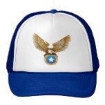 4 de julio gorra de las alas de Eagle del Día de l