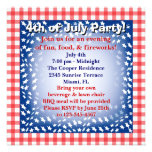 4 de julio invitación