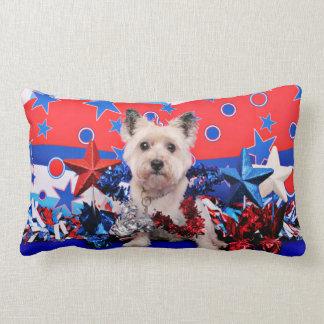 4 de julio - mojón Terrier - Roxy Almohadas
