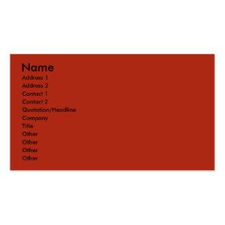 4 de julio petardo - caniche - chocolate plantilla de tarjeta de visita