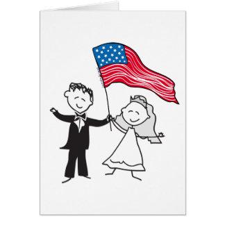 4 de julio regalos de boda felicitaciones
