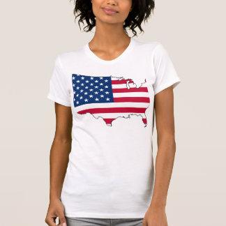 4 de la camiseta de julio playera