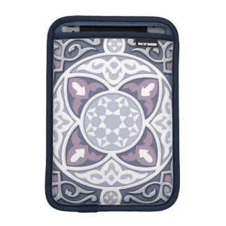 4 Directions  - Silver & Lavender iPad Mini Sleeve