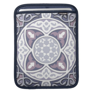 4 Directions  - Silver & Lavender Sleeve For iPads