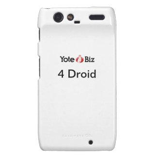 4 Droid Funda Para Motorola Droid RAZR