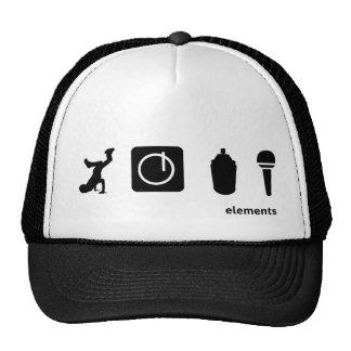 4 Elements Cap