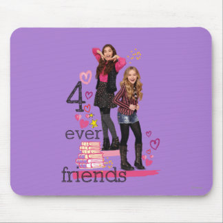 4 Ever Friends Mouse Pad