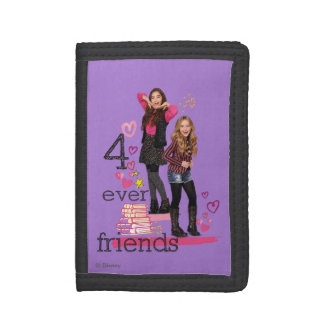 4 Ever Friends Tri-fold Wallets