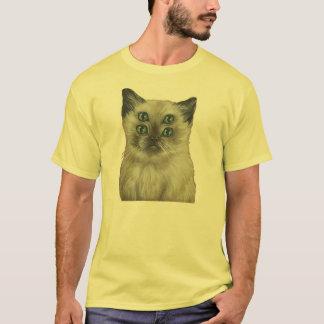 4 Eyed Cat T-Shirt