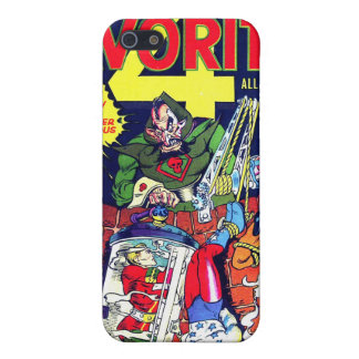 4 Favorite #5  Comic Book Cases For iPhone 5